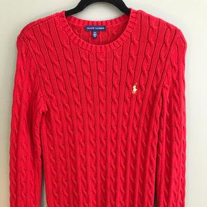 Ralph Lauren Cable Sweater